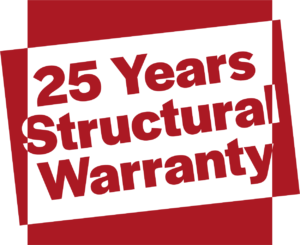 25 years Structural Warranty with HS Trade East Midlands