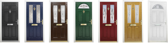 Door styles - trade window and door fabricators East Midlands