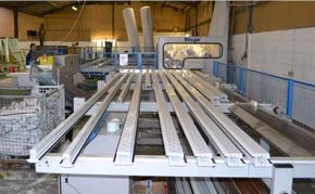 HS Trade factory - trade window and door fabricators East Midlands