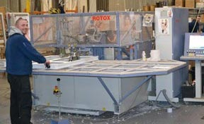 HS Trade factory - trade window and door fabricators Lincolnshire