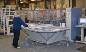 HS Trade factory - trade window and door fabricators