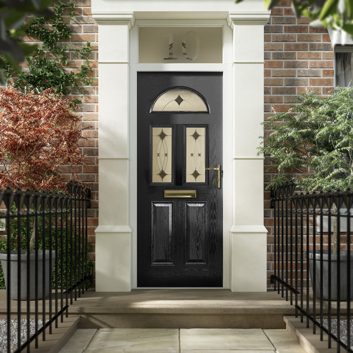 HS trade fabricator distinction doors composite doors for installers east midlands