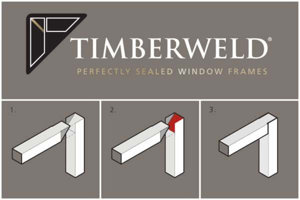 Leading timberweld technology used in our manufacturing process