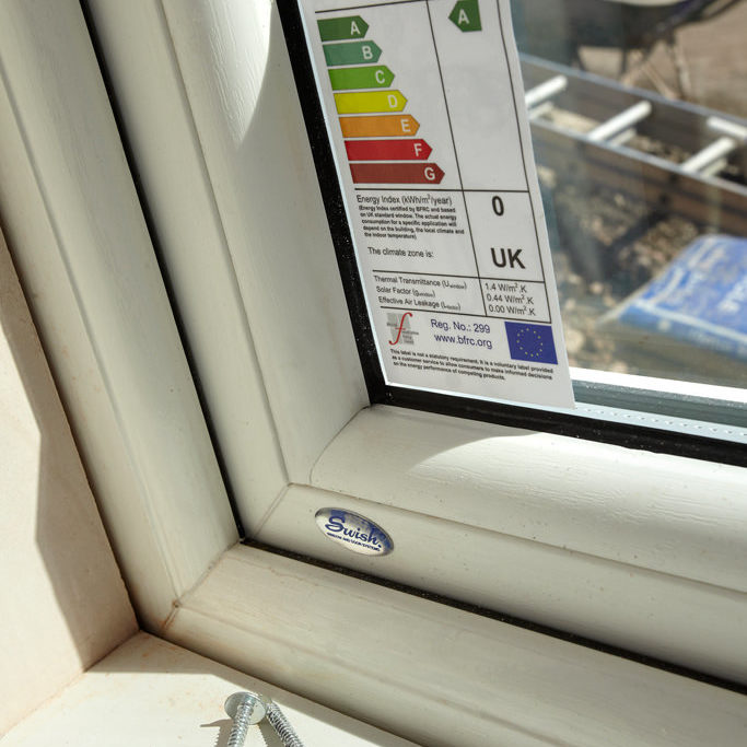 HS trade energy efficient windows swish windows upvc windows