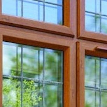 Trade Brown timber windows - East Midlands